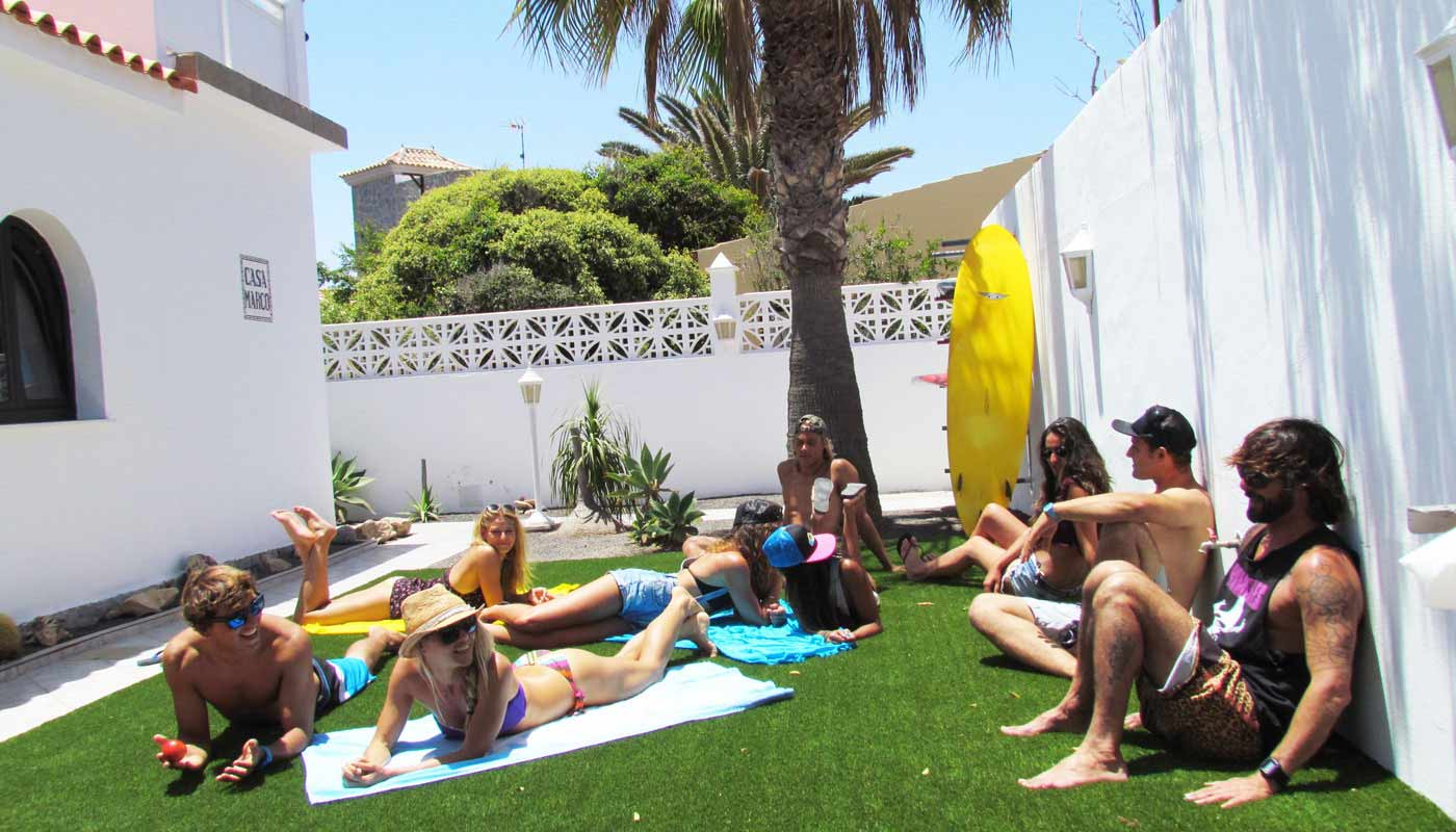 Surf Camp Corralejo